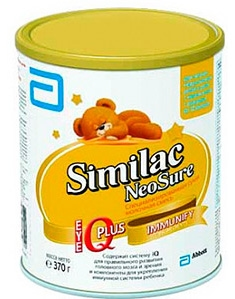 Similac NeoSure <sup>5</sup>